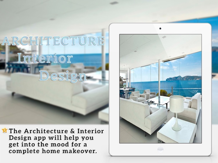 Architecture and Interior Design for iPad screenshot-0