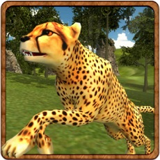 Activities of Angry Cheetah Survival – A wild predator in 3D wilderness simulation game