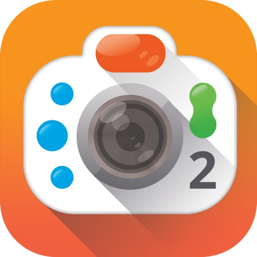 Camera 2 - Photo & Video FX iOS App