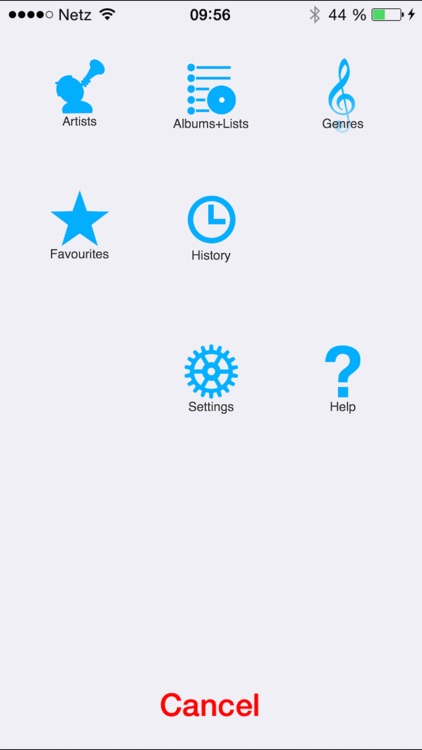 Ogopogo Music Player - the smart mp3 player screenshot-4