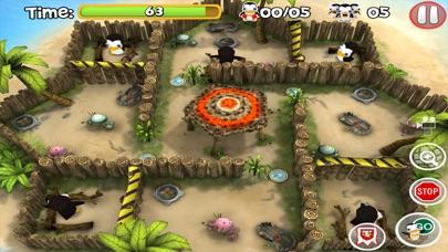 Screenshot #2 pour Yetisports Penguin X Run*