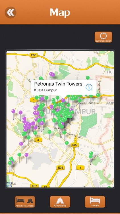 Kuala Lumpur City Offline Travel Guide screenshot-3