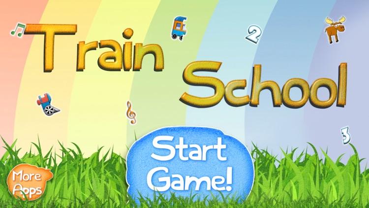 Train School Free: Musical Learning Games screenshot-0
