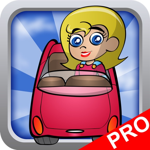 Super Girls Pink Convertible PRO