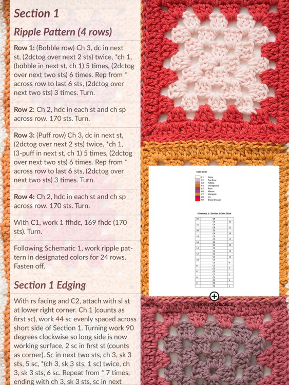 I Like Crochet Magazine screenshot-3