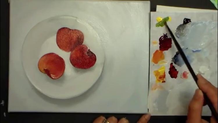 Oil Painting Academy screenshot-3