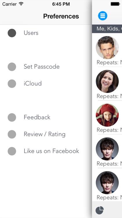 Bill Reminder - Pocket Edition screenshot-4