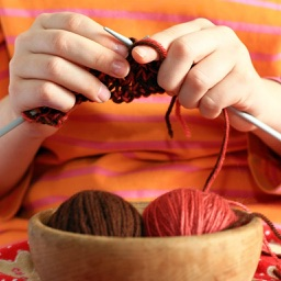 Knitting For Beginners - Learn How to Knit with Easy Knitting Instructions