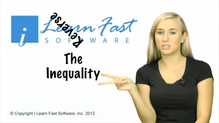 Algebra Explained c. 5 Inequalities