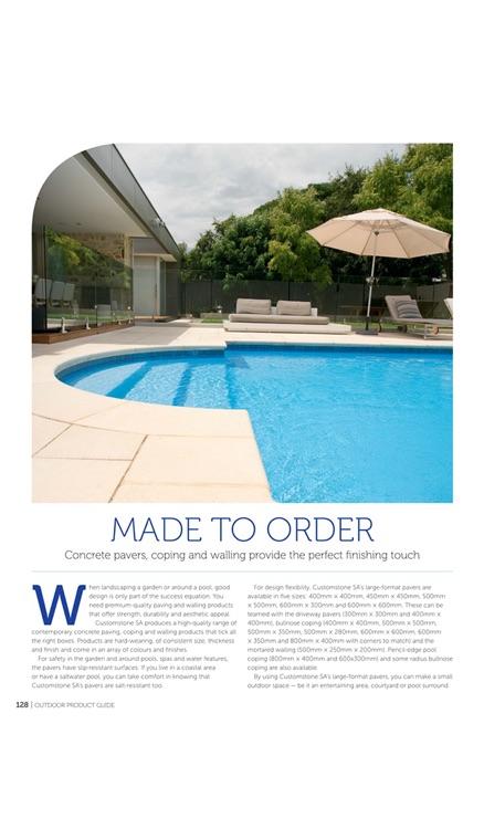 Outdoor Design & Living Product Guide screenshot-4