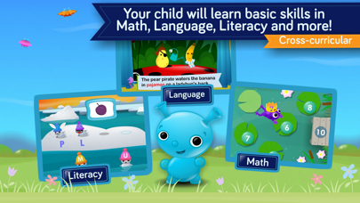 i Learn With Parent Center screenshot two