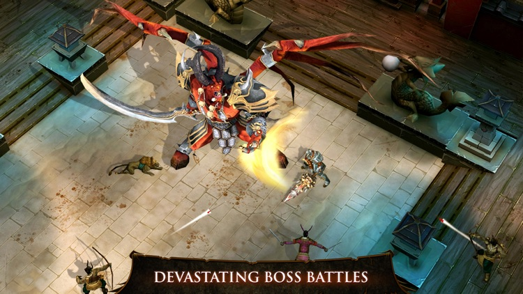 Dungeon Hunter 4 screenshot-3