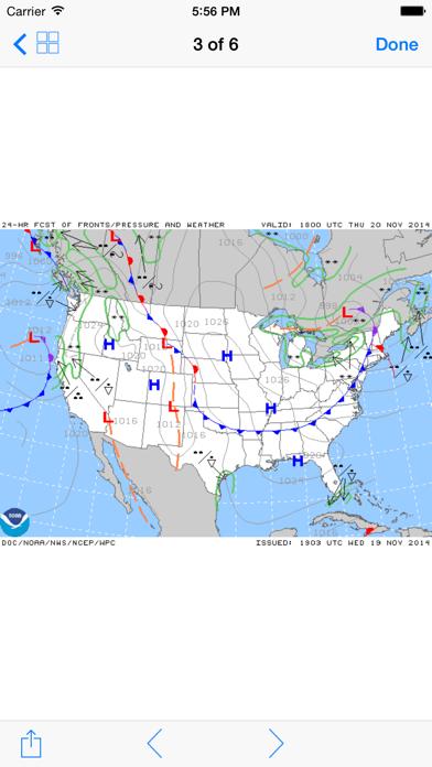 Aviation Weather Graphics Screenshot