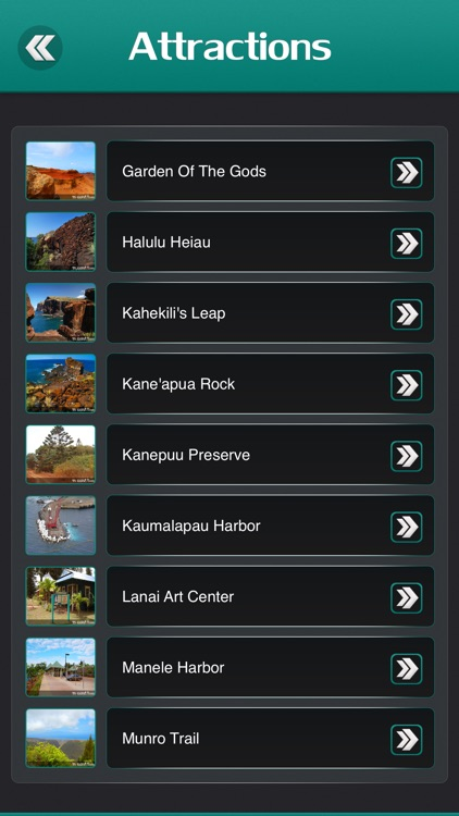 Lanai Offline Travel Guide