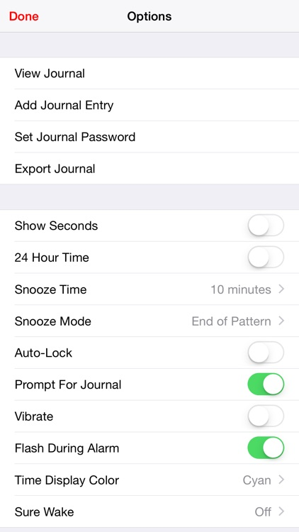Progressive Alarm Clock screenshot-3