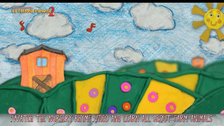 The Italian Talking Farm 2 Free! For Kids screenshot-3