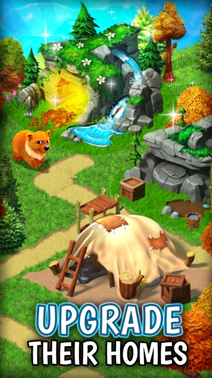 Animal Voyage: Island Adventure screenshot-1