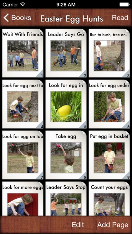 i Get... Easter Social Skills Stories screenshot-0