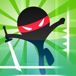 Angry Ninja - Ninja Jump