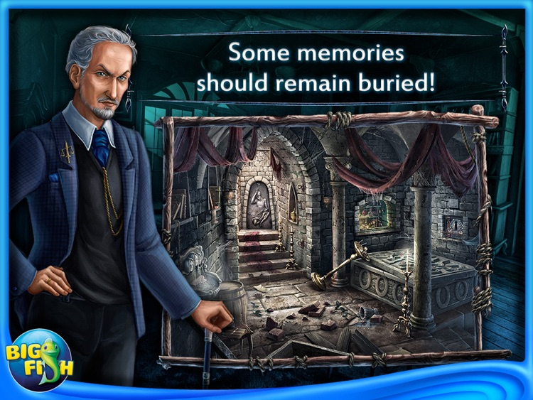 The Lake House: Children of Silence HD - A Hidden Object Game with Hidden Objects screenshot-3