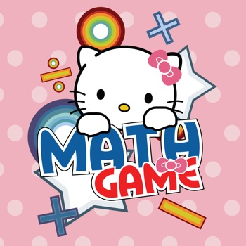 Math Quizzes with Hello Kitty version (Practice Problems & Tests)