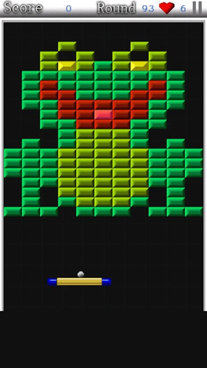 BrickBreakerLite screenshot-3