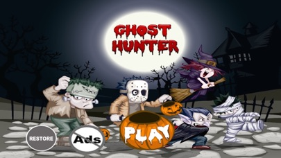 Ghost Hunter - Zombie's Worst Nightmare