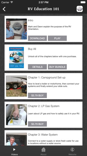 RV Education 101 on the App Store