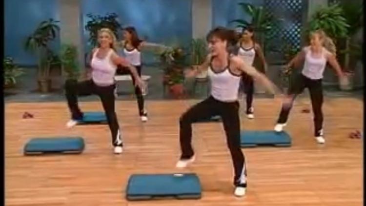 Step Aerobics Fitness