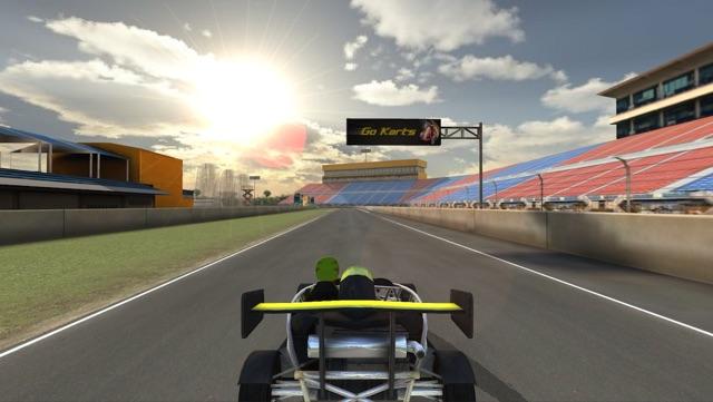 Go Karts - VR Screenshot
