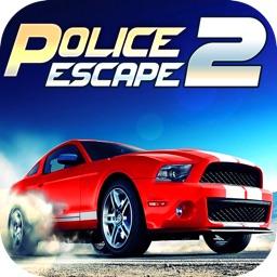 Police Escape - 3D Real Traffic Racing Simulator