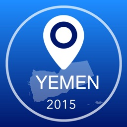 Yemen Offline Map + City Guide Navigator, Attractions and Transports