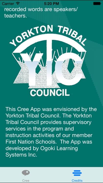 Plains Cree Yorkton Tribal Council screenshot-4