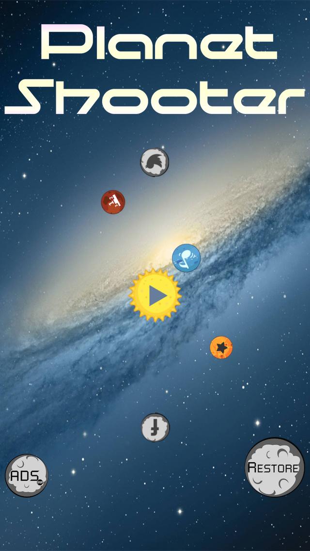Bubbles planets screenshot three