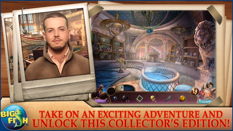 Off the Record: The Italian Affair - A Hidden Object Detective Game screenshot-3