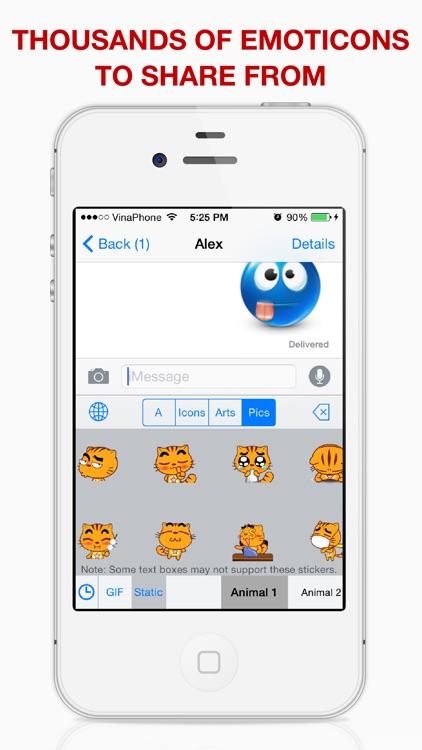 Emoji Keyboard - The Most Advanced Emoji & Emoticon Keyboard Ever
