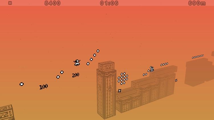 1-bit Ninja Remix Rush screenshot-3