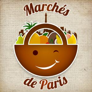 Marchés de Paris app