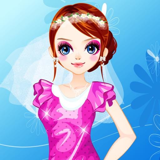 可爱的新娘化妆3