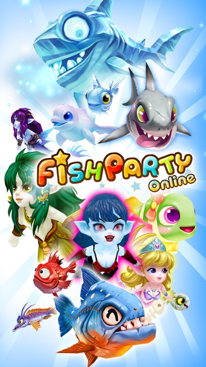 Fish Party Deluxe screenshot-0
