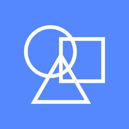 Ícone do app Geometry Stash