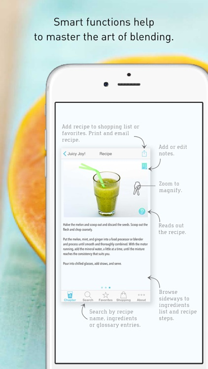Smoothies and Juices screenshot-4