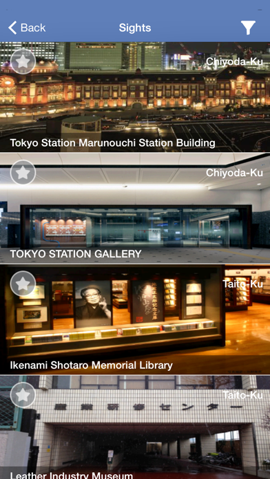 Tokyo Meto - Useful APP for travelers when traveling in Tokyo (can use without WIFI/Cellular) screenshot four