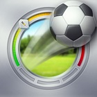 KickPower - Indicateur de vitesse du ballon de football icon