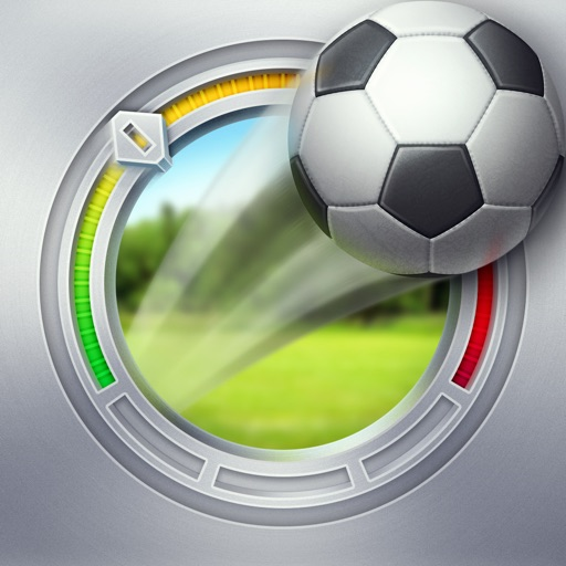 KickPower - Soccer Ball Speed Detector iOS App