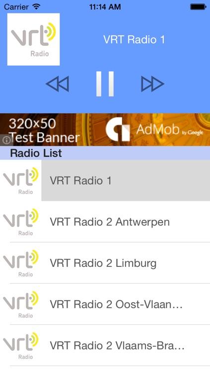 Radio Belgique  - Toutes les radios Belges gratuites