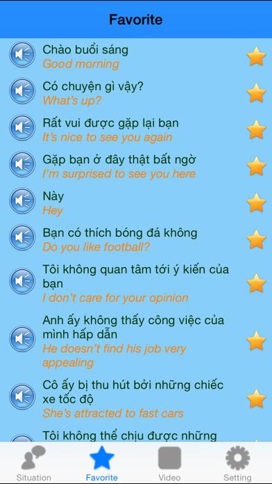 Screenshot #3 pour Tiếng Anh Giao Tiếp