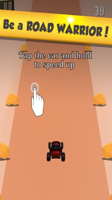 A Sahara Desert Race - Offroad Car Legends screenshot one