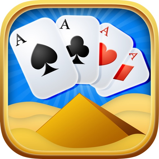 Solitaire Egypt - Casino expert, come and try the most difficult, hard card  game by Fabian Khaw