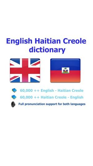 English Haitian Creole Best Dictionary Translate Angle Kreyòl